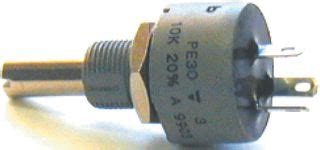 Karburator Pe30 A Thailand pe30 am 500 20 a vishay rotary potentiometer cermet 500 ohm 3 w 177 20 pe30 series 1