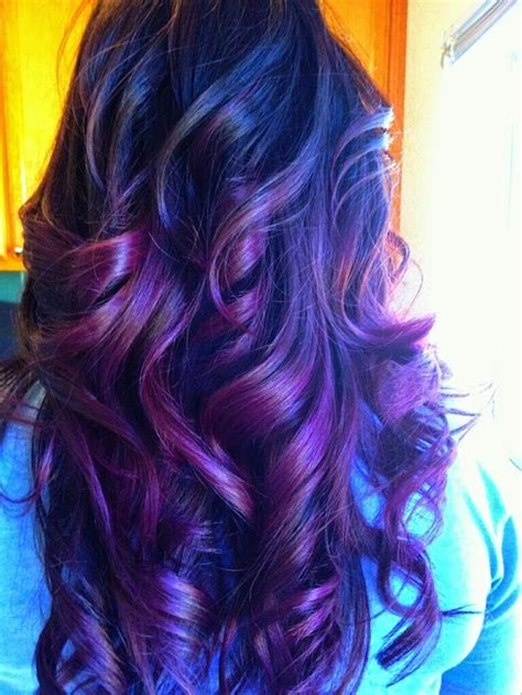 purple rinse hair dye for dark hair relaxer 140 best images about hair styles and colors on pinterest