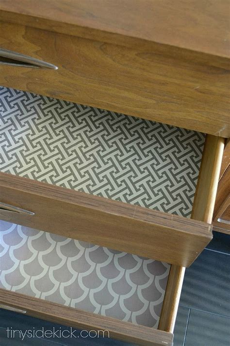 making fabric drawer liners 13 best upholstery drawer liners images on
