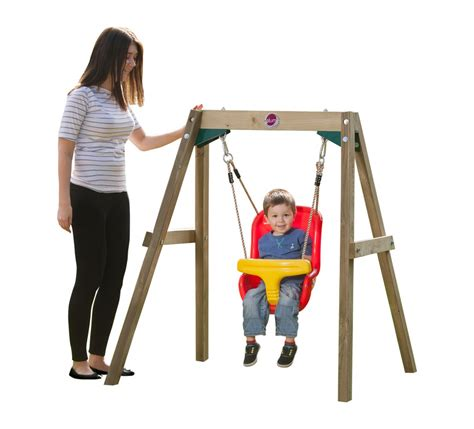 lifestyle swing wooden baby swing set wooden dimensional swing sets