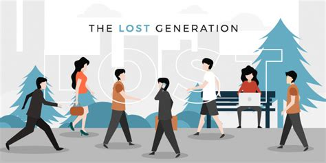 themes in lost generation literature the lost generation a generation of wayfarers