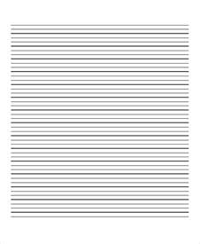 ruled paper template word doc 585600 lined paper in word 16 word lined paper