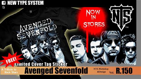 A7x Avenged Sevenfold Metal Band a7x avenged sevenfold heavy metal band m shadows zacky