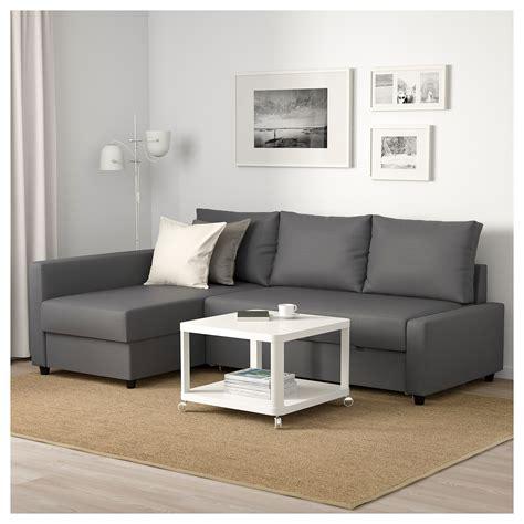 fauteuil ikea friheten friheten convertible d angle avec rangement skiftebo gris
