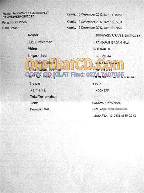 film pocong tidak lulus sensor copy cd replikasi cd dan dvd asli original legal only