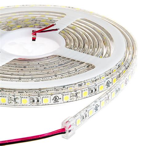 Outdoor Led Light Strips Waterproof Led Tape Light With Waterproof Led Light Strips