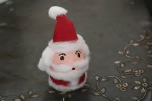 how to make a santa claus decoration using an egg 13 steps