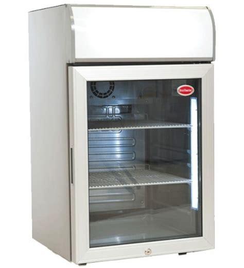 68lt countertop beverage cooler direct cooling