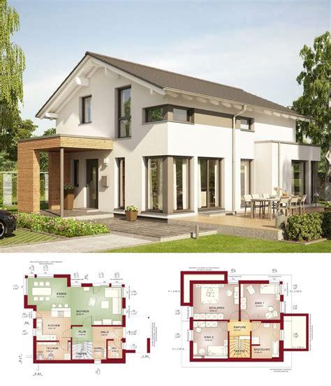 Fertighaus Grundrisse Einfamilienhaus by Einfamilienhaus Modern Haus Edition 1 V3 Bien Zenker