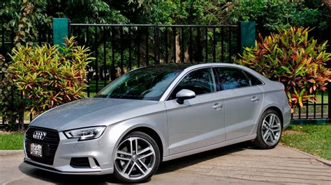 Audi A3 Limousine Test by Audi A3 Sedan Sport 2 0 Tfsi 2017 Prueba De Manejo Youtube