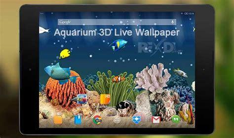 aquarium 3d live wallpaper youtube piranha live wallpaper apk 3d live clipart apk free