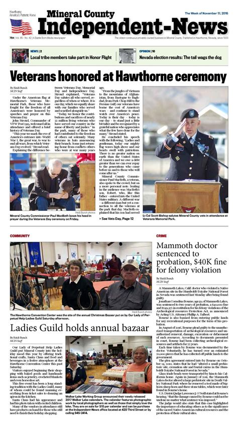 2016 obituaries monroe county independent november 18 2016 mineral county independent news