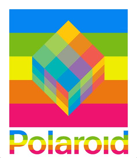 Polaroid Logo 2 polaroid logo design a photo on flickriver