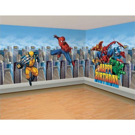 marvel heroes bedroom accessories marvel super hero bedroom wall decal ideas my favs