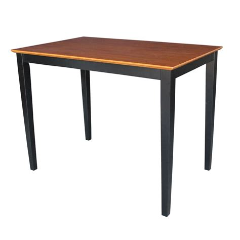 counter height butcher block table counter height butcher block table kmart com