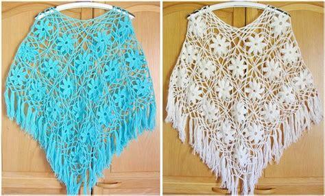 crochet shawls crochet poncho for spring free pattern crochet shawls crochet poncho pattern gorgeous summer