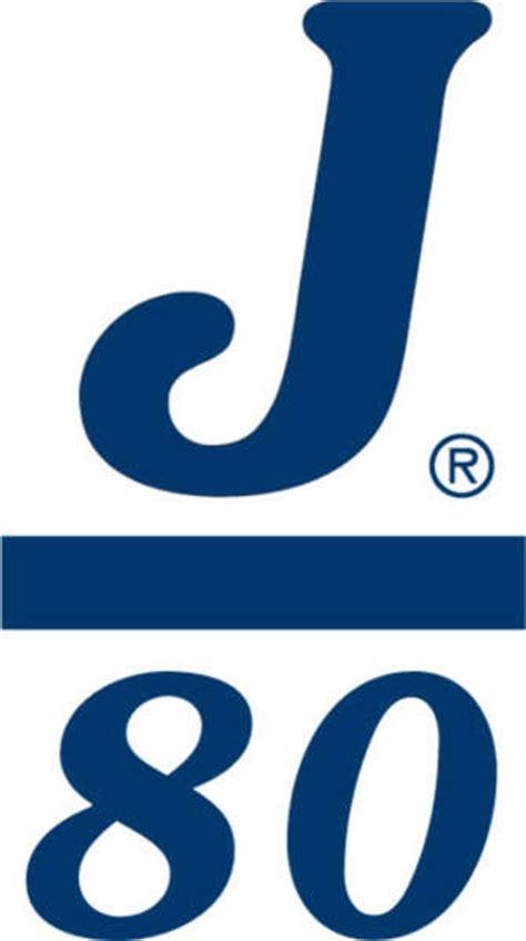 j boats logo font j 80 classes equipment world sailing