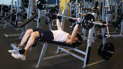 decline bench press angle bench press breakdown the flat incline and decline stack