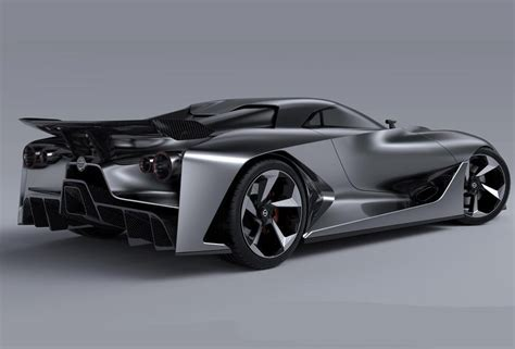 nissan gran turismo racing nissan vision gran turismo concept leaked online update