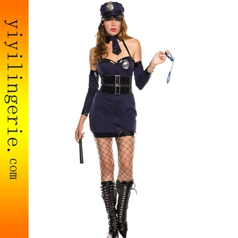 bedroom costume for women new 2013 hot sexy naughty police officer bedroom costume
