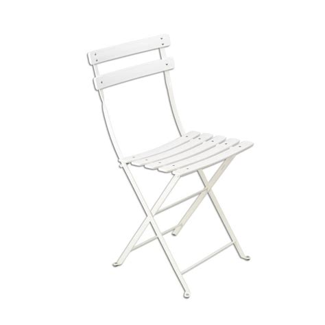 chaise bistro metal bistro metal chaise pliante jardinerie ricard