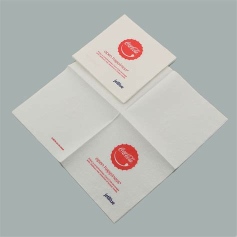 Printable Paper Napkins   bobotissue com 187 beverage napkin manufacturer