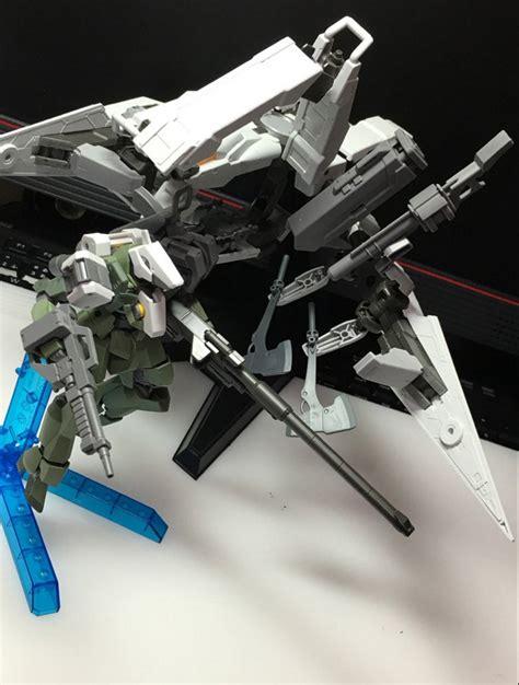 Gundam Hg 1144 Barbatos Distance Transport Booster Bandai hg 1144 gundam barbatos range transport booster cutan
