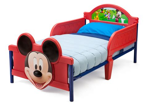 disney minnie mouse 3d footboard toddler bed co uk