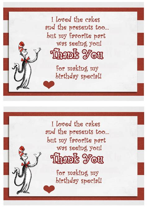 Dr Who Thank You Cards