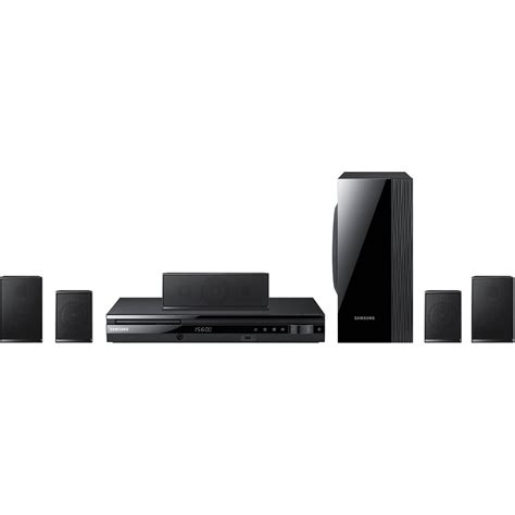 samsung ht e550 digital home entertainment system ht e550 b h