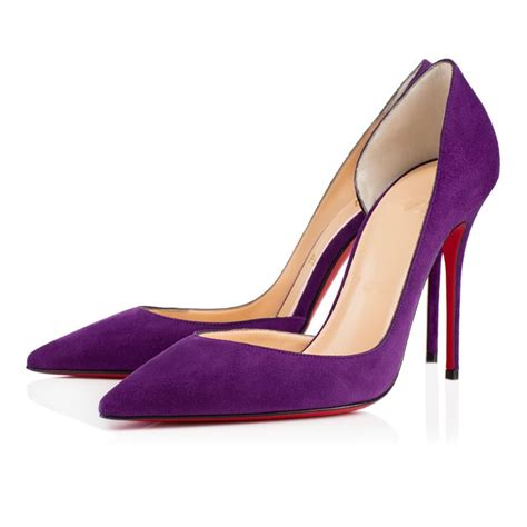 Purple Shoes by Womens Purple Heels Boots And Heels 2017