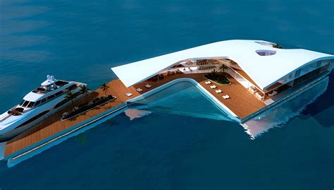 Backyard Designer Floating Villas At The Edge Of Reality Theluxecaf 233