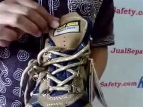 Sepatu Safety Oliver jual safety shoes jogger power 2 hp 0852 3408 9809