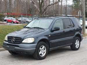 1999 Mercedes Ml320 Mpg Sell Used 1999 Mercedes Ml320 V6 4wd Well Maintained