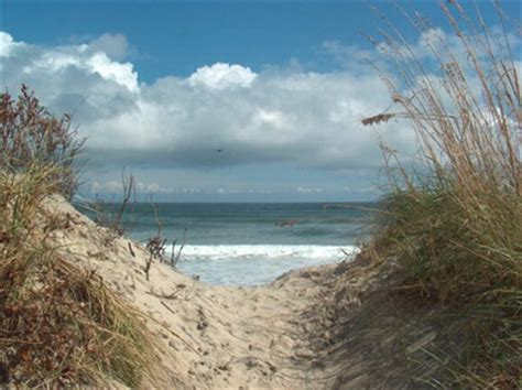 ocean waves campground | outer banks vacation guide