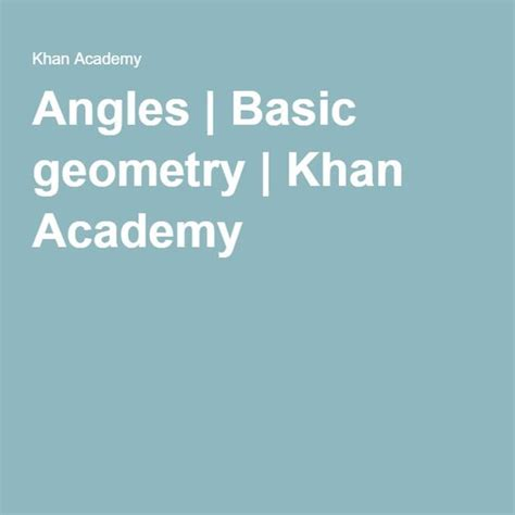 resistors in parallel khan academy angles basic geometry khan academy types of angles angles formed from transversal