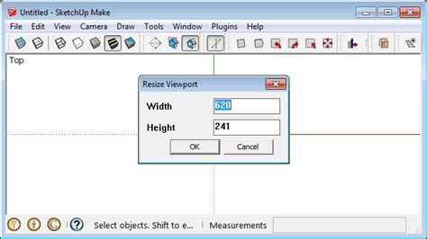 sketchup layout image resolution eneroth viewport resizer sketchup extension warehouse