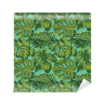 tropical pattern png tropical leaves background seamless pattern in vector