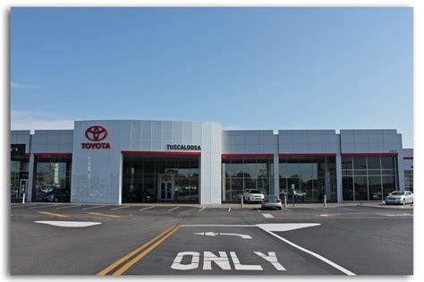 Tuscaloosa Toyota Service Sobcon Concrete Inc Projects