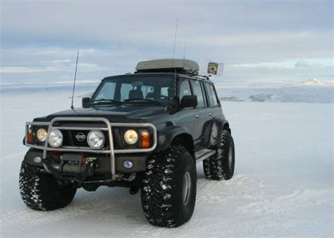 nissan safari lifted nissan patrol 1993 44 inch modification gt gt 4x4 off roads