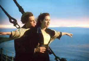 Scene from 1997 s titanic movie