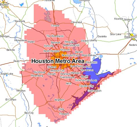 houston galveston map houston galveston tx aerial photography 2004 mrsid