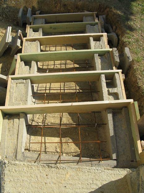 gartenumbau ideen eine treppe aus stahlbeton gartenbau selber gemacht