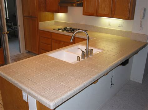 tiled kitchen countertops the ceramic tile kitchen countertops for your home