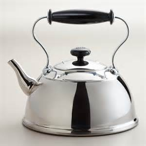 Kitchen Tea Kettle Stainless Steel Tea Kettle World Market