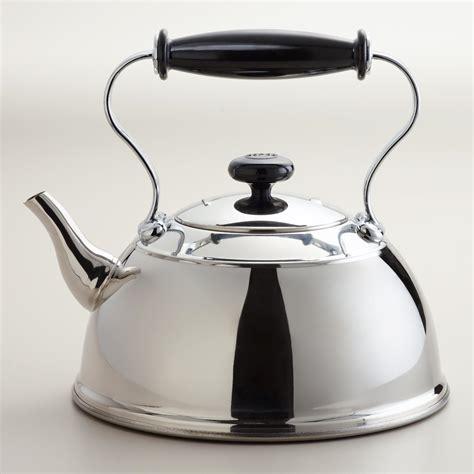 stainless steel kettle stainless steel tea kettle world market