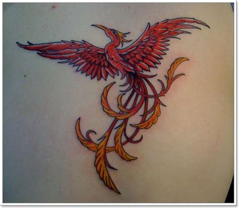 phoenix 3d tattoo design more than 30 best tattoos freakify