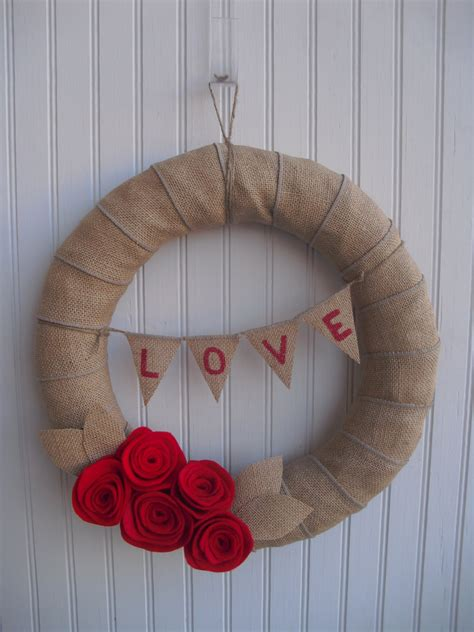 valentines day wreath 25 outstandingly handmade s wreath designs