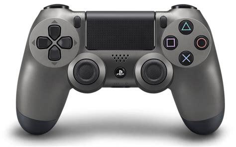 Ps4 New Dualshock 4 ps4 controller dualshock 4 in steel black und vorbestellbar
