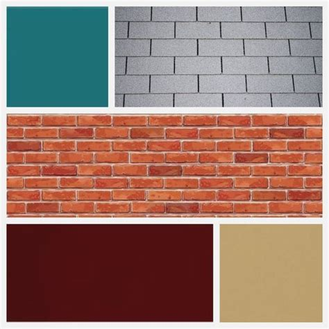 brick paint colors exterior house color brick grey brick